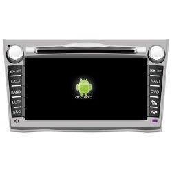 Auto Rádio Android Subaru Legacy 2009 a 2011 GPS DVD Bluetooth