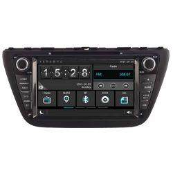Auto rádio  SUZUKI S-CROSS GPS DVD Bluetooth