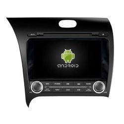 Auto Rádio KIA K3/FORTE/CERATO 2013 GPS Bluetooth USB