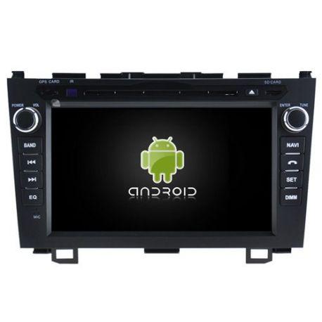 Auto Rádio HONDA CRV 2006-2011 GPS DVD Bluetooth