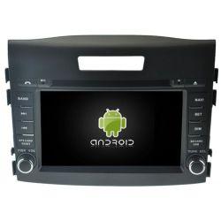 Auto Rádio HONDA CRV 2012-2014 GPS DVD Bluetooth Android