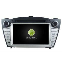 Auto Rádio HYUNDAI TUCSON e IX35 (2009-2013) GPS DVD Bluetooth Android