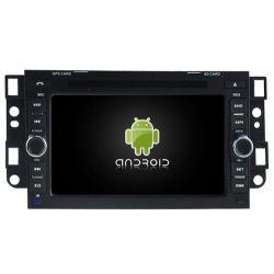 Auto Rádio CHEVROLET AVEO,EPICA,LOVA,CAPTIVA,SPARK,OPTRA,SILVERADO  GPS DVD Bluetooth Android