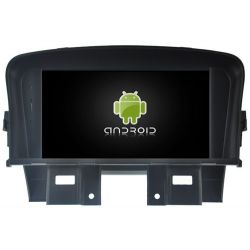 Auto Rádio CHEVROLET CRUZE 2008-2011 GPS DVD Bluetooth Android