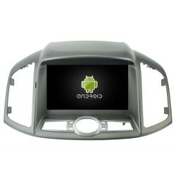 Auto Rádio CHEVROLET CAPTIVA 2012-2013 GPS DVD Bluetooth Android
