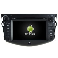 Auto Rádio Toyota RAV4 2008-2012 GPS DVD Bluetooth Android