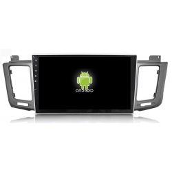 Auto Rádio Toyota RAV4 2015 2016 GPS USB Blueooth Android