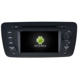 Auto Rádio Seat Ibiza 2009 a 2013 GPS DVD Bluetooth Android