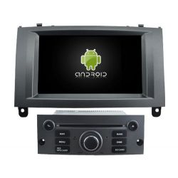 Auto Rádio GPS DVD Bluetooth Peugeot 407 Android