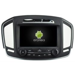 Auto Rádio Opel Insignia GPS DVD Bluetooth Android