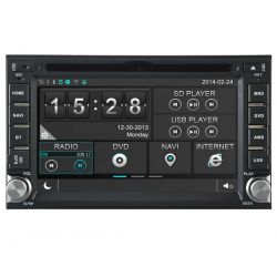 Auto Rádio 2 Din Universal