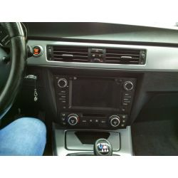 Auto Rádio BMW E90, E91, E92, E93 GPS DVD Bluetooth Android