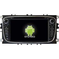 Auto Rádio GPS DVD Bluetooth  Android Ford Focus, Mondeo, S-Max, C-Max , Fiesta, Galaxy e Kuga