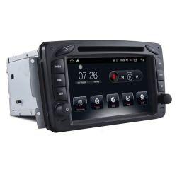 Auto Rádio GPS DVD Bluetooth Android Mercedes Benz Classe C W203 até 2004
