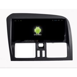 Rádio Volco XC60 2009 a 2017 GPS Bluetooth USB Android
