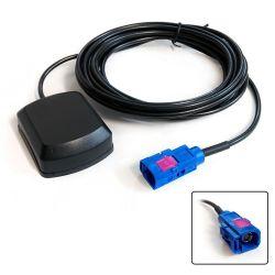 Antena GPS para interior - Fakra, SMB, HRS, Wiclic