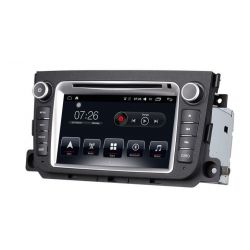 Auto Rádio Smart GPS DVD Bluetooth 2010 2011 2012 2013 2014 Android
