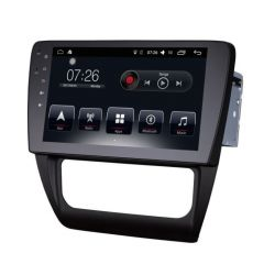 Auto Rádio VW Jetta GPS Bluetooth USB Android