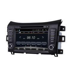 Auto Rádio Nissan Navarra GPS DVD Bluetooth 2016 2017 2018 Android