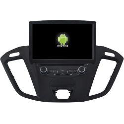 Auto Rádio Ford Transit Custom Tourneo 2012 GPS DVD Bluetooth USB Android