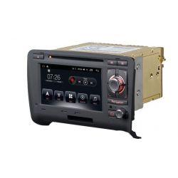 Auto Rádio Audi TT GPS DVD Bluetooth Android 2002 2003 2004 2005 2006 2007 2008 2009 2010