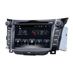 Auto Rádio Hyundai I30 E Elantra GT 2012 2013 2014 GPS USB Bluetooth 2010 2011 2012 2013 Android