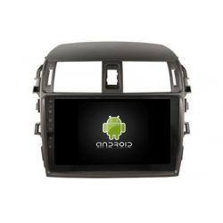 Auto Rádio Toyota Corolla Classic GPS Bluetooth USB Android