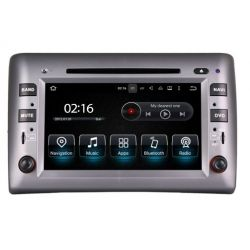 Auto Rádio Fiat Stilo de 2002 a 2010 GPS DVD Bluetooth Android