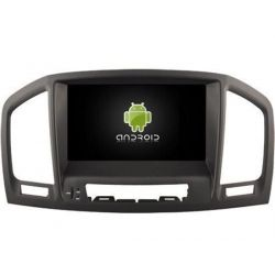 Auto Rádio Opel Insignia GPS DVD Bluetooth 2008 2009 2010 2011 Android
