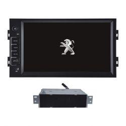 Auto Rádio Peugeot 308 e 308S GPS DVD Bluetooth a partir de 2014 Android