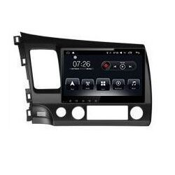 Auto Rádio Honda Civic 2008 2009 2010 GPS Bluetooth USB Android