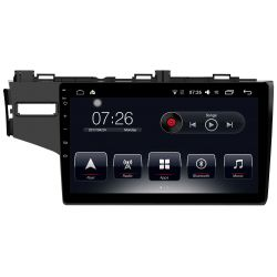 Auto Rádio Honda FIT 2014 2015 2016 2017 GPS Bluetooth USB Android