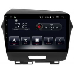 Auto Rádio Honda JADE 2013 2014 2015 2016 2017 GPS Bluetooth USB Android