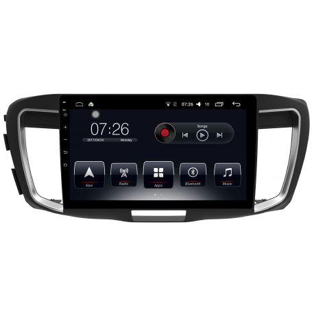 Auto Rádio Honda Accord 2014 2015 2016 2017 GPS Bluetooth USB Android