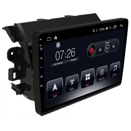 Auot Rádio Honda Avancier 2017 2018 2019 GPS Bluetooth USB Android