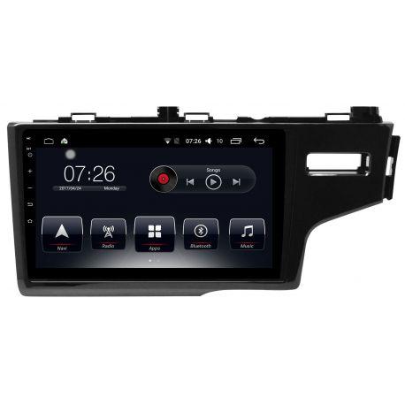 Auto Rádio Honda FIT RHD 2014 2015 2016 2017 GPS Bluetooth USB Android