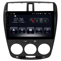 Auto Rádio Honda City RHD GPS Blueooth USB Android