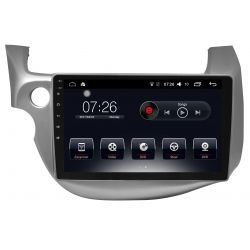 Auto Rádio Honda FIT RHD GPS Bluetooth USB Android