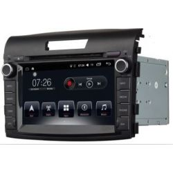 Auto Rádio Honda CRV 2012 2013 2014 GPS Bluetooth USB Android