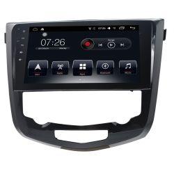 Auto Rádio Nissan Qashqai X-Trail 2014 2015 2016 2017 2018 GPS Bluetooth USB Android