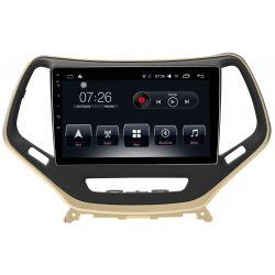 Auto Rádio JEEP Cherokee 2015-2018 GPS Bluetooth USB Android