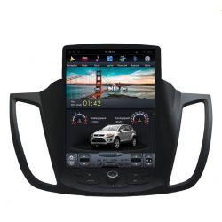 Auto Rádio Ford Kuga GPS Bluetooth USB Multimédia Android Tipo Tesla