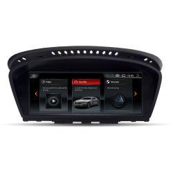 Multimédia Android BMW Série 5 E60 E61 M5 (2005-2010) Série 6 E63 E64 M6 Série 3 E90 E91 E92 E93 M3 (2009-2012) com CCC