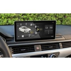 Audi A4 B9 Multimédia Android GPS USB Wi-Fi 2016 2017 2018 2019