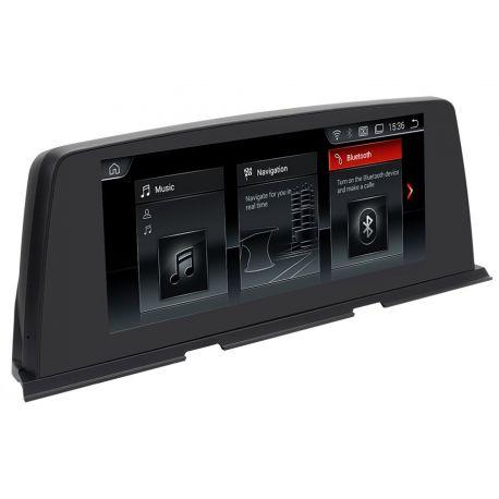 BMW 6 Series F06 F12 F13 Multimédia Android GPS Bluetooth USB Wi-Fi NBT 2013 2014 2015 2016 2017 2018