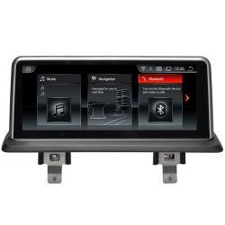 BMW Série 1 CIC E81 E82 E87 GPS Multimédia Android  Bluetooth USB