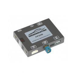 Interface Camara Traseira Frontal para MERCEDES A B C CLA CLS E ML GL GLS GLC GLE GLS S V VITO AMG GT AUDIO 20 COMAND NTG5
