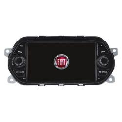 Auto Rádio Fiat Egea Tipo GPS DVD Bluetooth 2015 2016 2017 2018