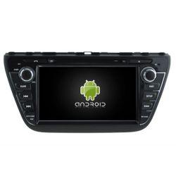 Auto Rádio SUZUKI S-CROSS 2013-2015 GPS DVD Bluetooth Android