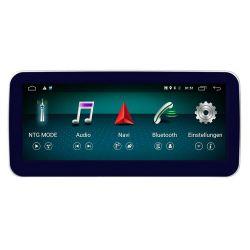 Multimédia Android Mercedes Benz CLS com GPS USB Bluetooth 2012, 2013, 2014, 2015, 2016 NTG 4.5